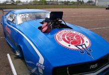 THE ORIGINAL PLAN FOR PRO MOD DIDN'T INCLUDE SUPERCHARGERS OR TURBOS