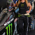 MONSTER RETURNS TO SPONSOR BRITTANY FORCE