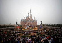 No Mickey Mouse parade as Shanghai Disney shuts to prevent spread of virus