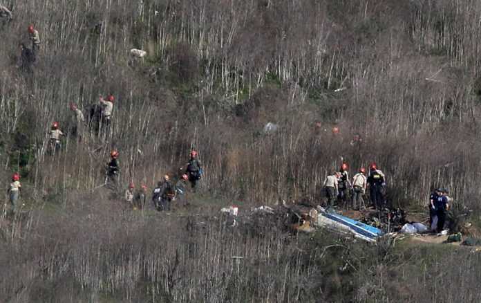 Bodies retrieved from Kobe Bryant helicopter crash site; air traffic recordings released