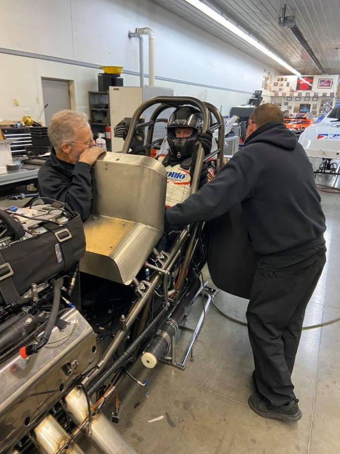 ALEXANDER'S READY FOR FIRST SEASON DRIVING FOR JIM HEAD