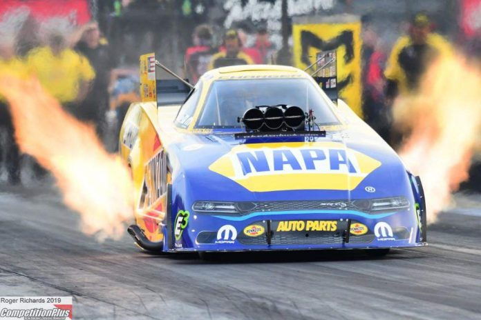 DSR RIG CATCHES ON FIRE EN ROUTE TO VEGAS, NAPA TEAM TO MISS TESTING