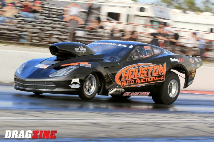 Holley/NOS Announce Sponsorship of Lights Out 11