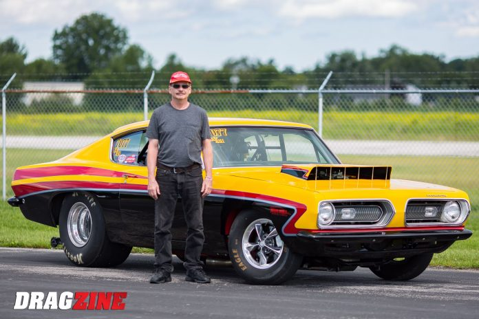 Rich Locker's 1968 SS/AH Plymouth Barracuda