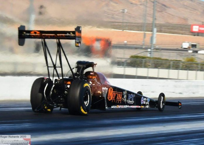 JOHN FORCE RACING DOMINATES DAY TWO P.R.O. VEGAS TEST SESSION