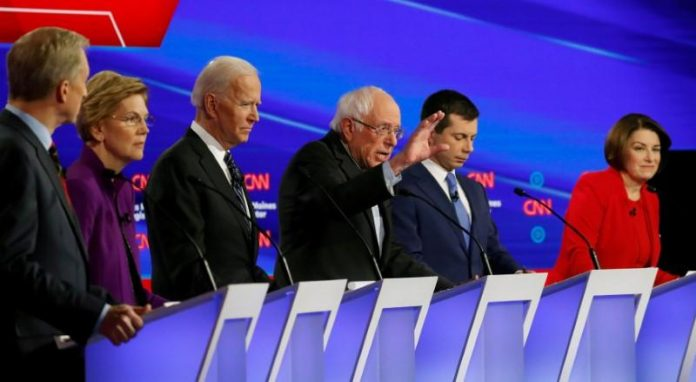 Explainer: How the path to the Democratic presidential nomination is different in 2020