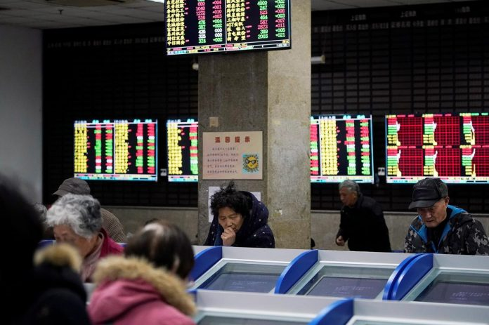Asian shares set for rough ride on virus fears, China in focus
