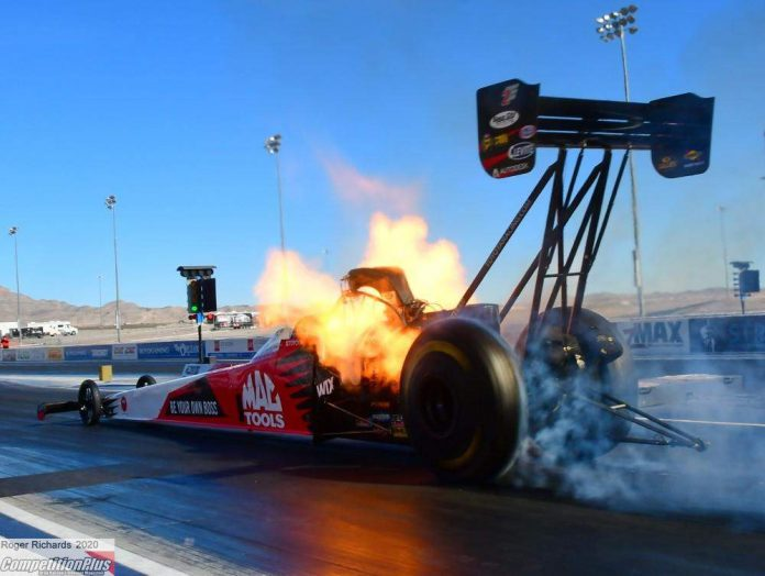 KALITTA OPENS 2020 WITH A BANG, LITERALLY