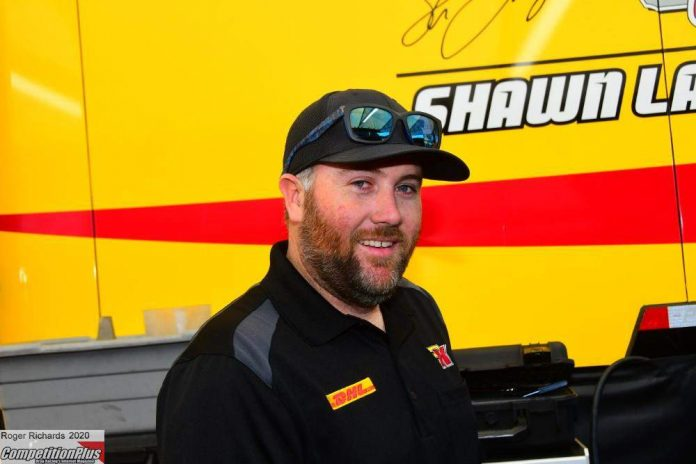 LANGDON SHINES IN TRANSITION BACK TO TOP FUEL