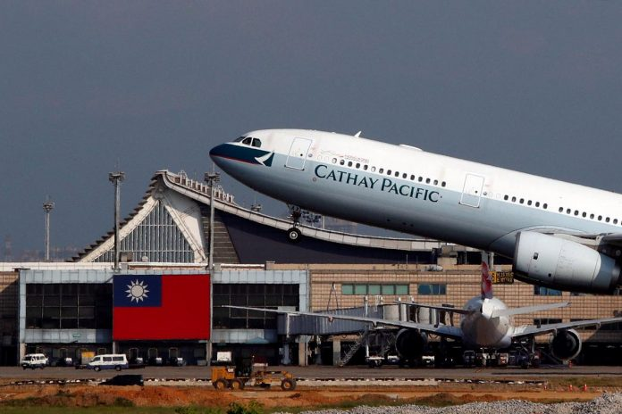 Cathay Pacific asks employees to take unpaid leave as virus hits demand