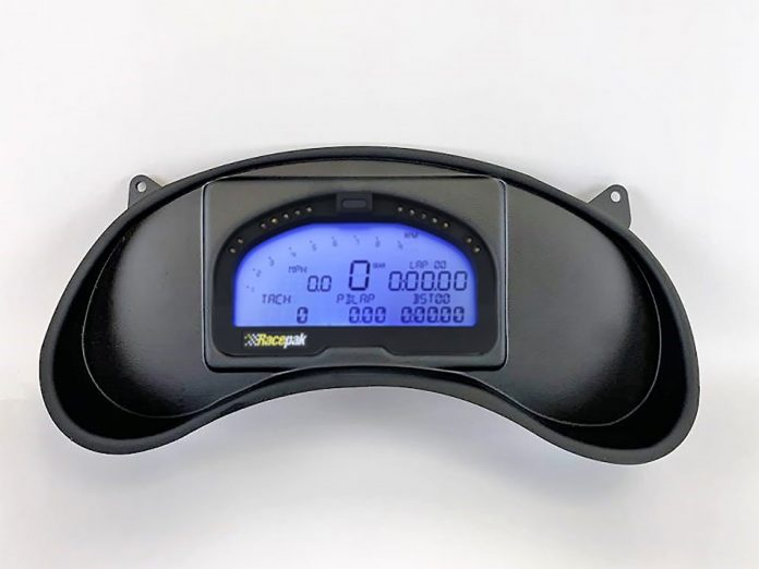 Classic Dash's 1998-04 Chevy S10 Dash For Racepack And Holley EFI