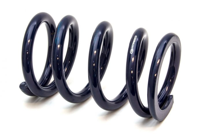 How Hyperco Manufactures the Hypercoil High-Performance Coil Spring