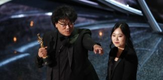 "'Parasite""http://feeds.reuters.com/""1917' lead Oscars field after early awards"