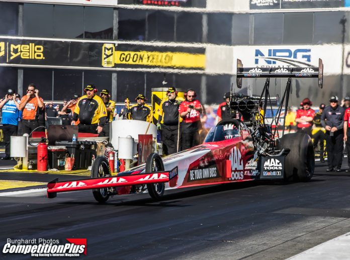KALITTA, BECKMAN AND COUGHLIN START THE SEASON WITH VICTORIES AT POMONA