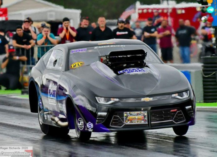 SALEMI STANDS ON THE CUSP OF DRAG RACING HISTORY WITH LIGHTS OUT 11 PROVISIONAL