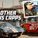 JON CAPPS KNOWS HIS ROLE IN BOTH RACING AND MOVIES