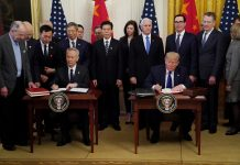 Trump blasts proposed U.S. restrictions on sale of jet parts to China