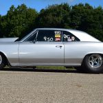 Husband, Wife, and Son Fabricate This Attention-Getting Chevelle