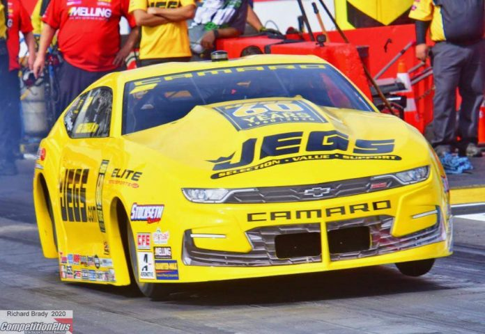 COUGHLIN, FORCE AND HAGAN CLAIM SECOND CONSECUTIVE NO. 1 QUALIFIERS OF THE SEASON