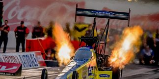 BRITTANY FORCE GRABS NO. 1 TF QUALIFYING SPOT AT ARIZONA NATS