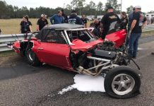 Street Outlaws' Shannon Poole Involved In Harrowing Track Crash