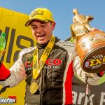 TORRENCE DEFEATS KALITTA IN EPIC TOP FUEL FINAL IN ARIZONA DESERT