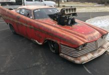 Chuck Weck's Supercharged 1959 DeSoto Pro Mod
