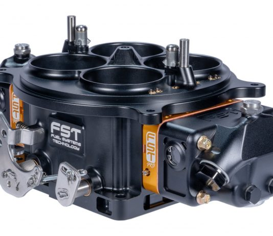 The FST Carburetors Billet Excess Pro Carburetor