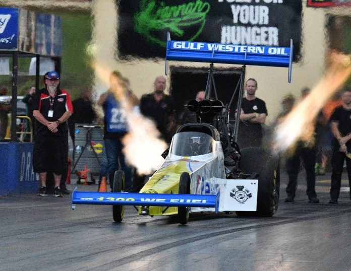 TOP FUEL RETURNS TO PERTH MOTORPLEX