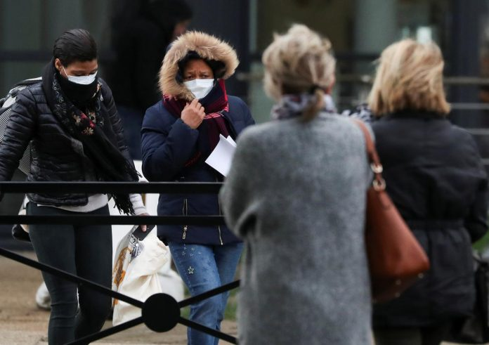 France warns against handshakes as corona infections soar