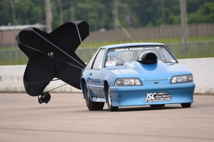 Rich Nye Ready To Rev To The Moon In NA 10.5 At NMCA Season Opener
