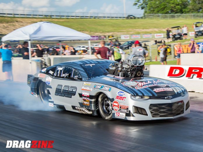 Mike Janis Wants The $50,000 At The World Doorslammer Nationals