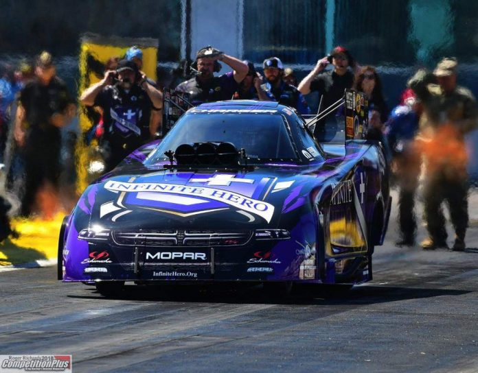 NHRA INTRODUCES WI-FI FOR ALL AT AMALIE MOTOR OIL NHRA GATORNATIONALS