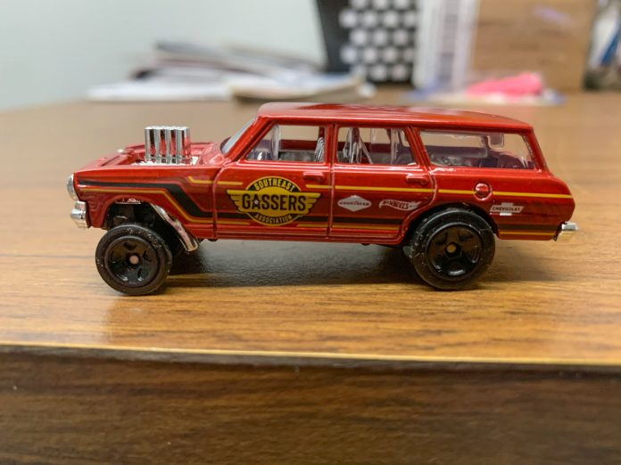 Southeast Gassers Immortalized In New Hot Wheels Lineup