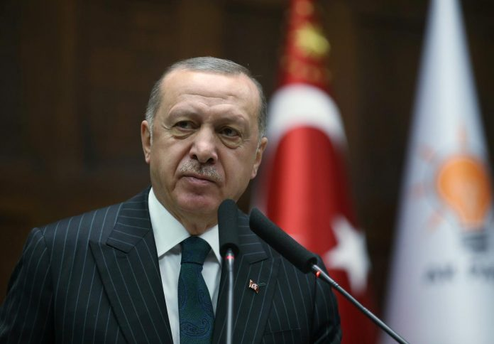 Erdogan flies to Moscow for Syria ceasefire talks with Putin