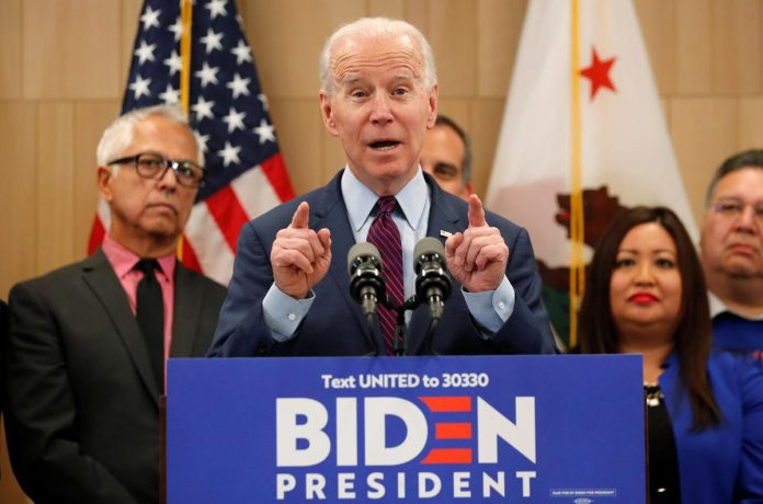 Back on top: nationally, Democrats are again rallying around Biden: Reuters/Ipsos poll