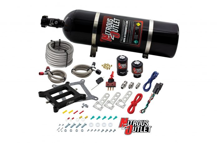 Nitrous Outlet Introduces the Weekend Warrior Nitrous Plate System