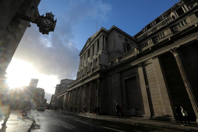 Bank of England cuts rates to 0.25% in shock move over coronavirus