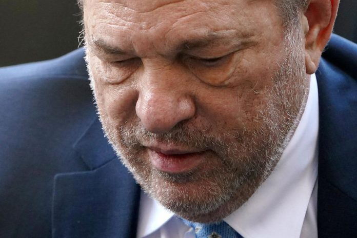 Los Angeles starts sex crimes extradition process for Harvey Weinstein