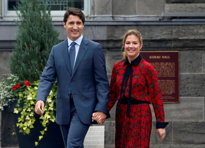 Canada battens down as Trudeau's wife tested for coronavirus and NHL suspends games