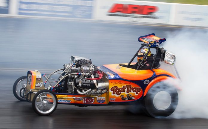 Rat Trap Racing Announces New Sponsorship From ARP