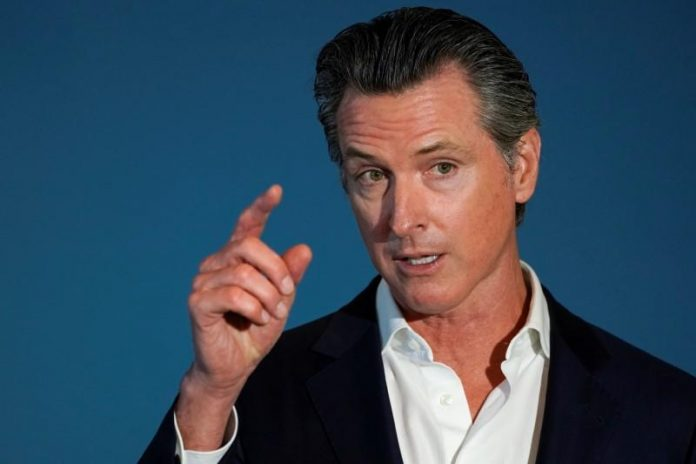 California governor issues sweeping statewide 'stay at home' order over coronavirus