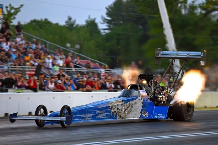 NOAKES LOOKING FORWARD TO LIVING HIS TOP FUEL DREAM NOW