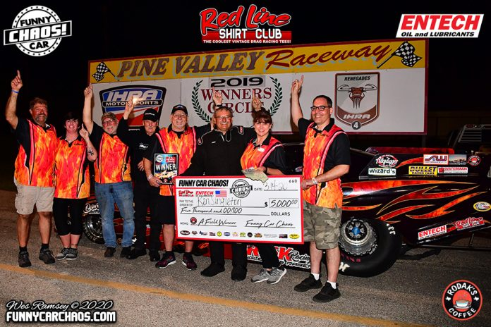 SINGLETON AND VANG SCORE CHAOS VICTORIES AT PINE VALLEY