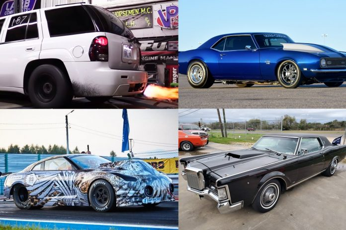 10 Awesome Must-See Drag Cars!