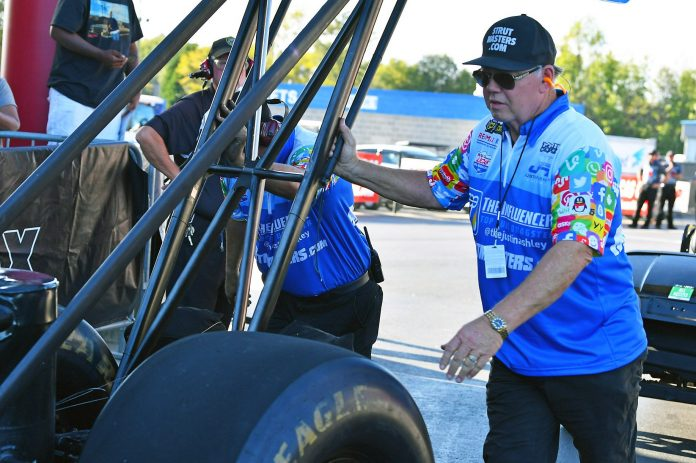 Lofton Giving Drag Racers A Hand Up, Not Just A Handout