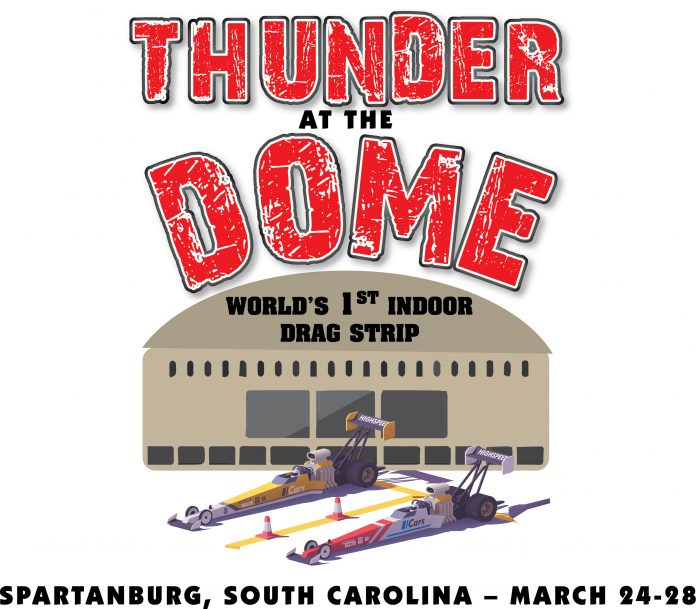 QUALIFYING - VRHRA RACE 2 OF 4, THUNDER AT THE DOME