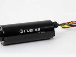 Summit Now Offering FUELAB H/E Brushless Twin-Screw Fuel Pumps