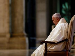 Pope and closest aides do not have coronavirus: Vatican