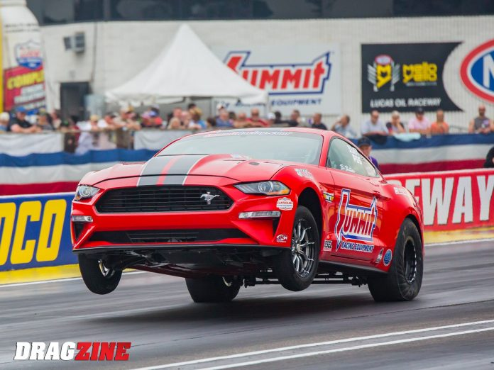 NHRA Announces Revised Schedules for Pro Mod, Harleys, FSS, MMPS